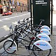 Explore Stockholm by bike