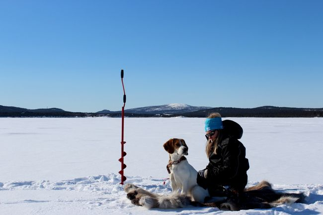 19th Experience: Polar nights, ice fishing and snowmobiles – winter will soon be here